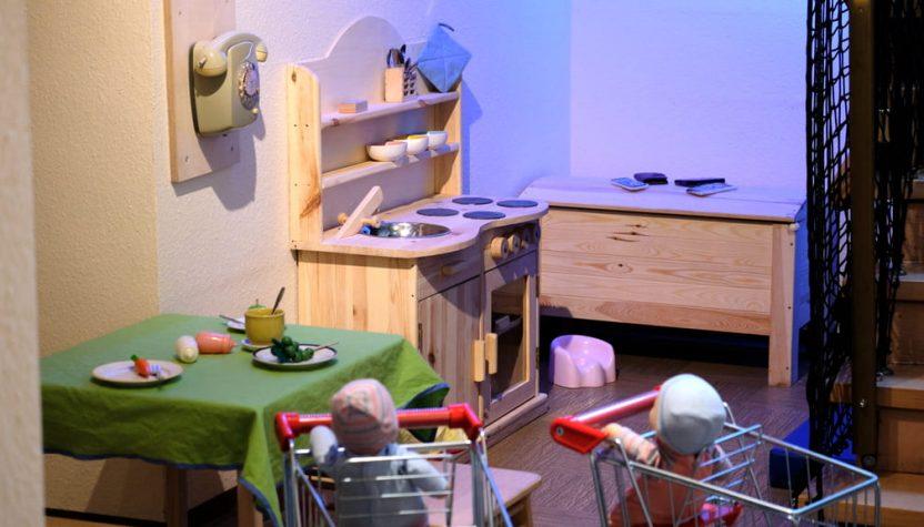Kindergarten Puppenecke